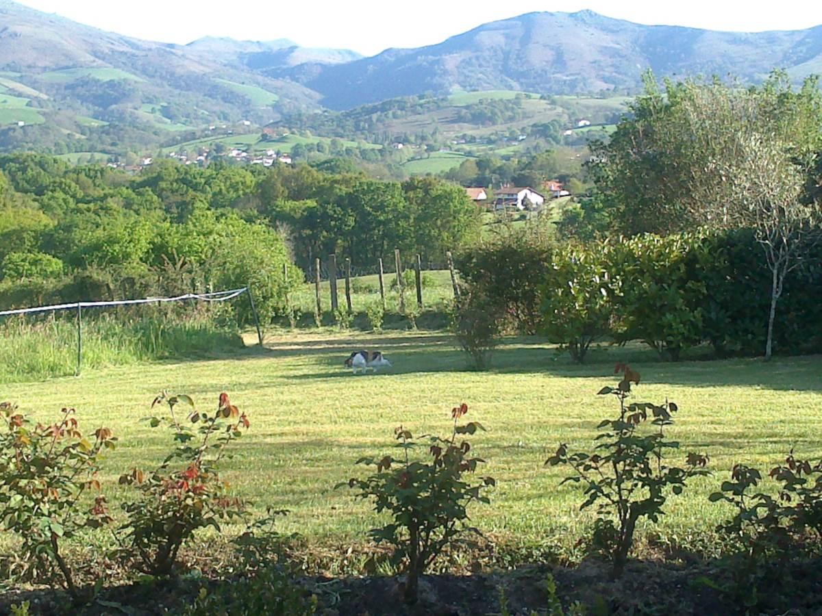 Jardin et Mondarrain