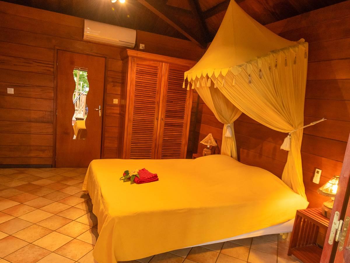 Chambre bungalow Alamanda