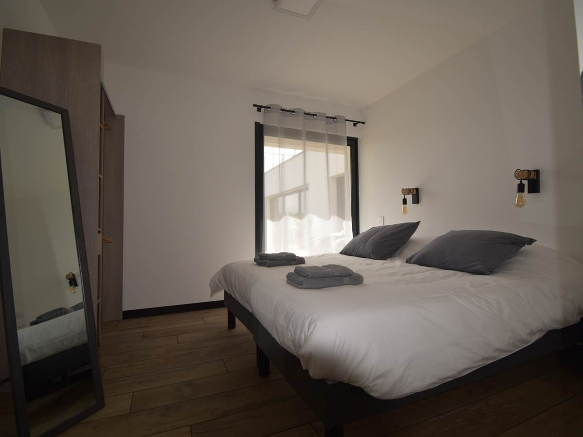 villa charles & ashton chambre twin rdc