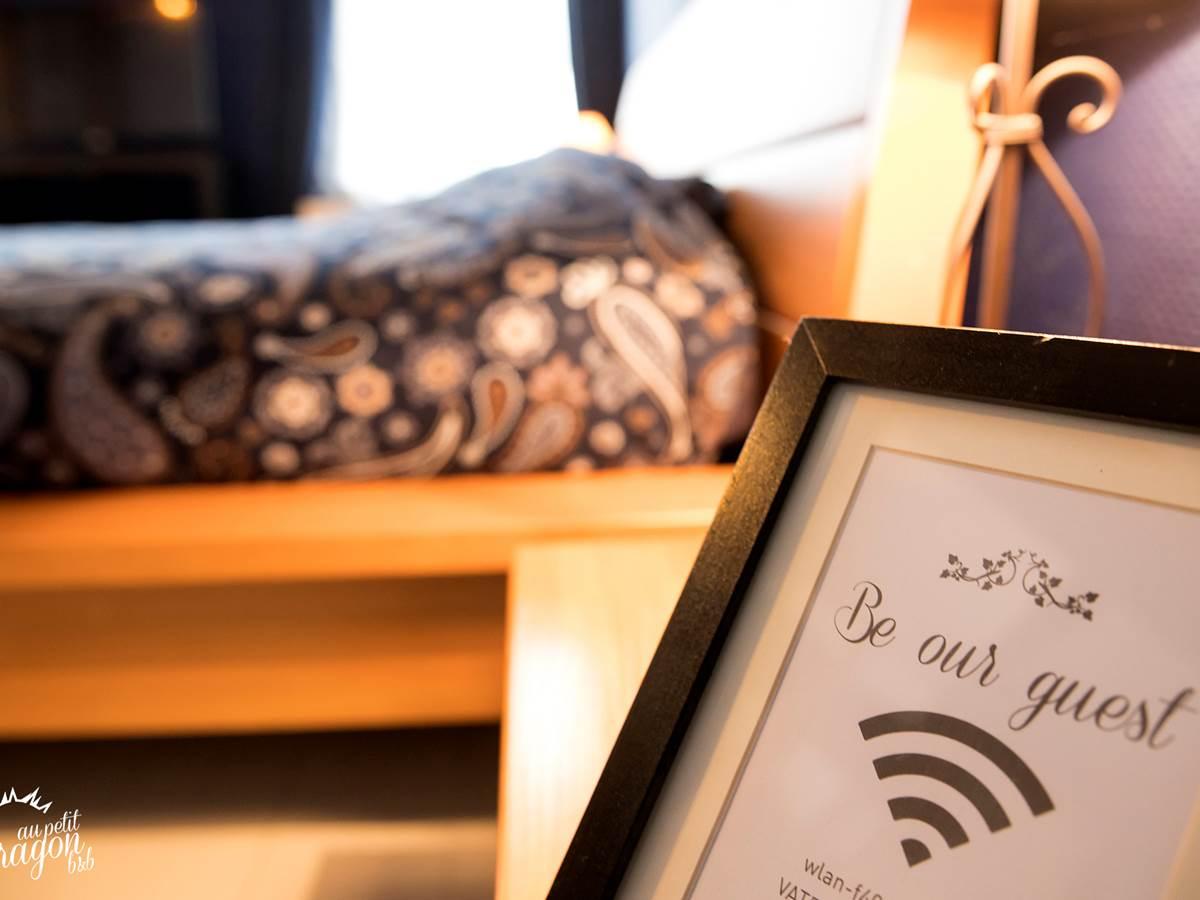 Chambre double - Wifi