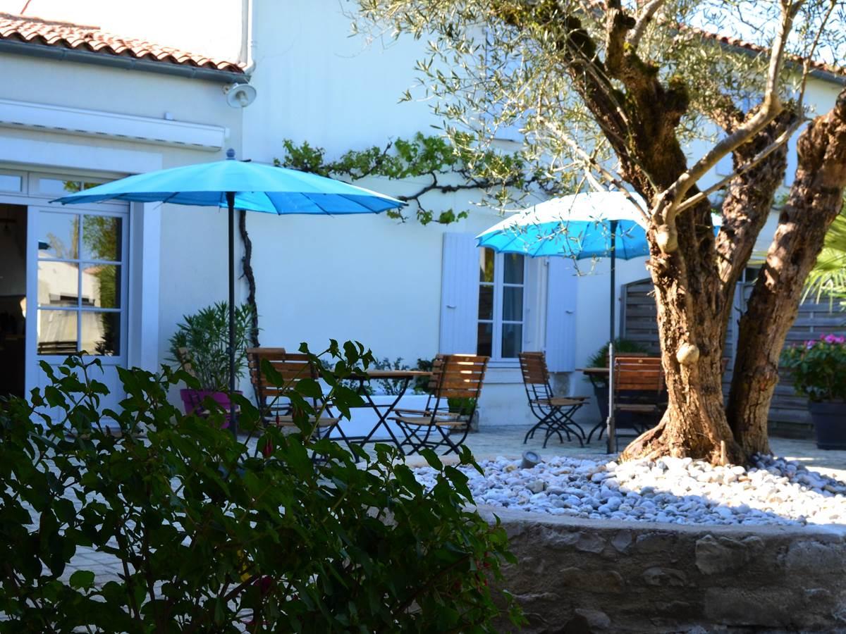 Maison d'hôtes à La Rochelle Lodge