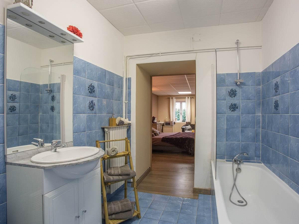 salle de bain baignoire ou douche