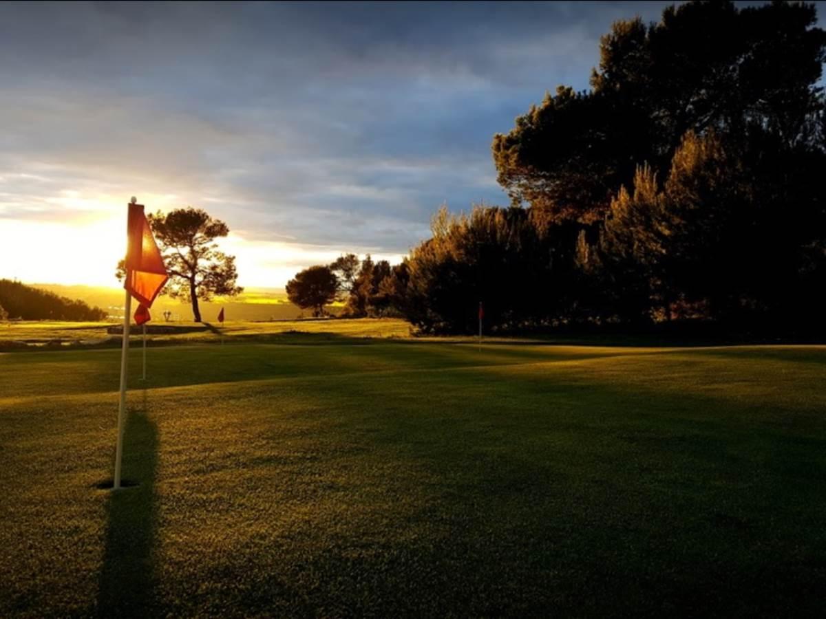 Golf Saint roman