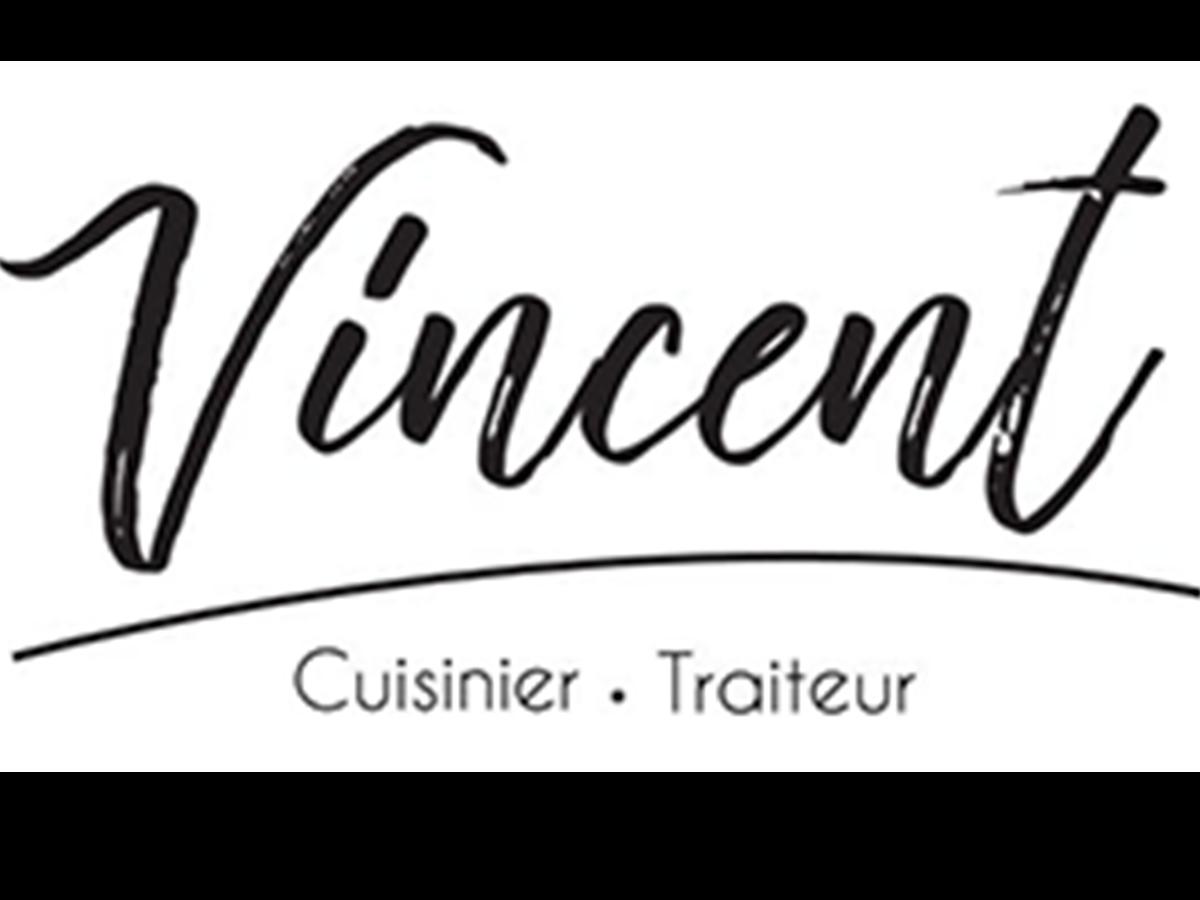 Vincent traiteur logo