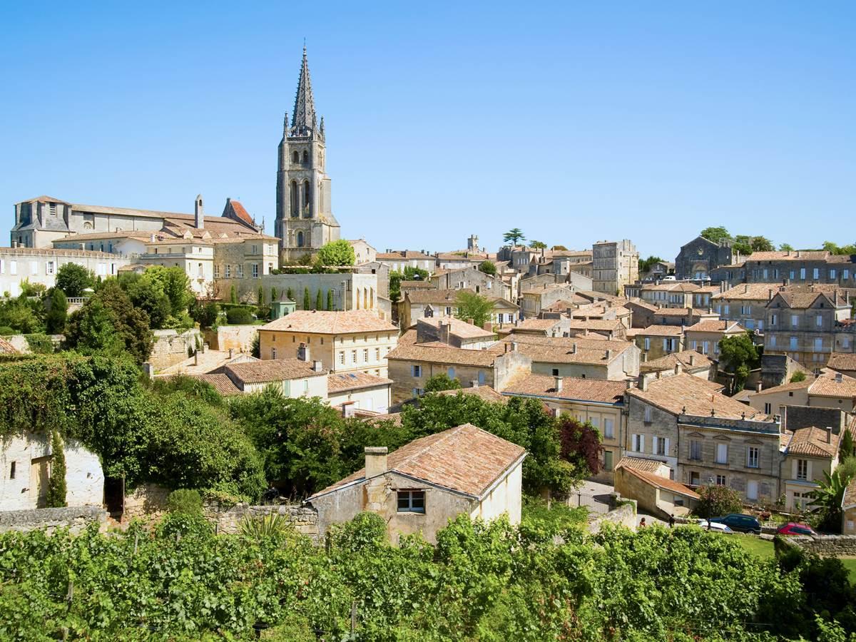Saint-Emilion: village d'Antan en plein coeur du Pays du Libournais