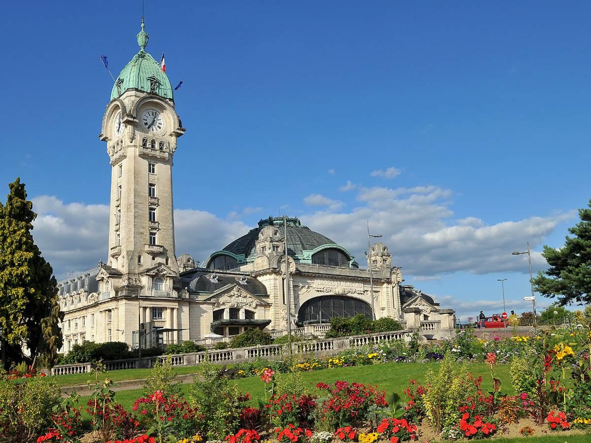 gare de Limoges - ©hauteviennetourisme