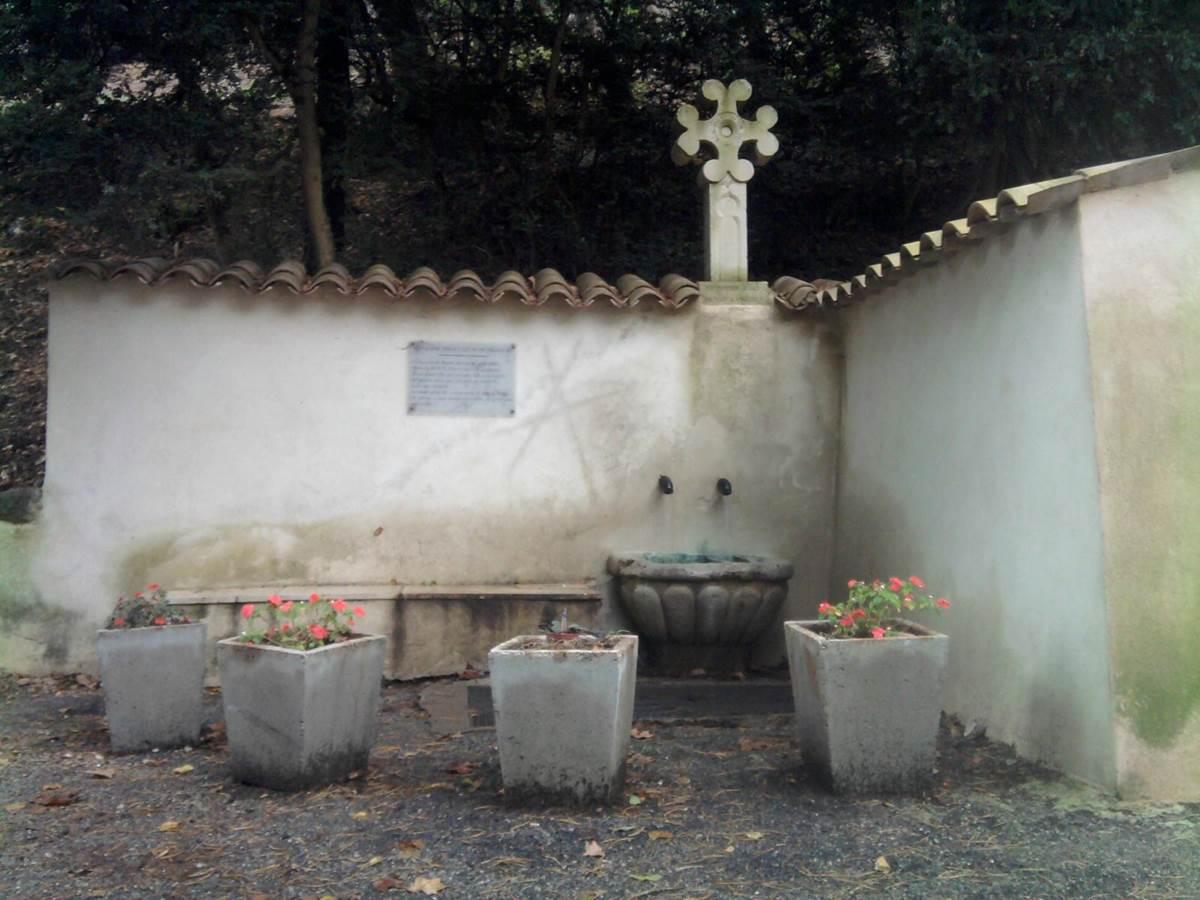 Fontaine Miraculeuse Fresneau
