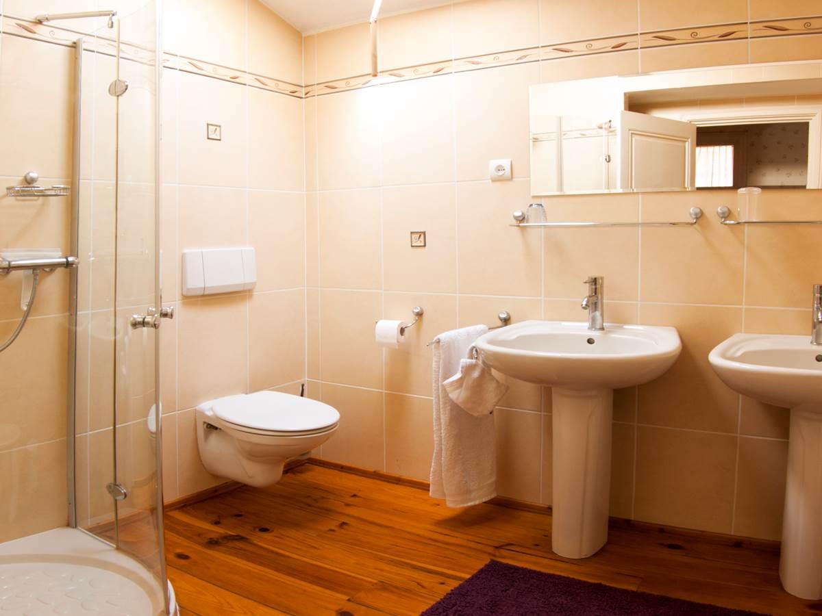 Les Coquelicots salle de bain