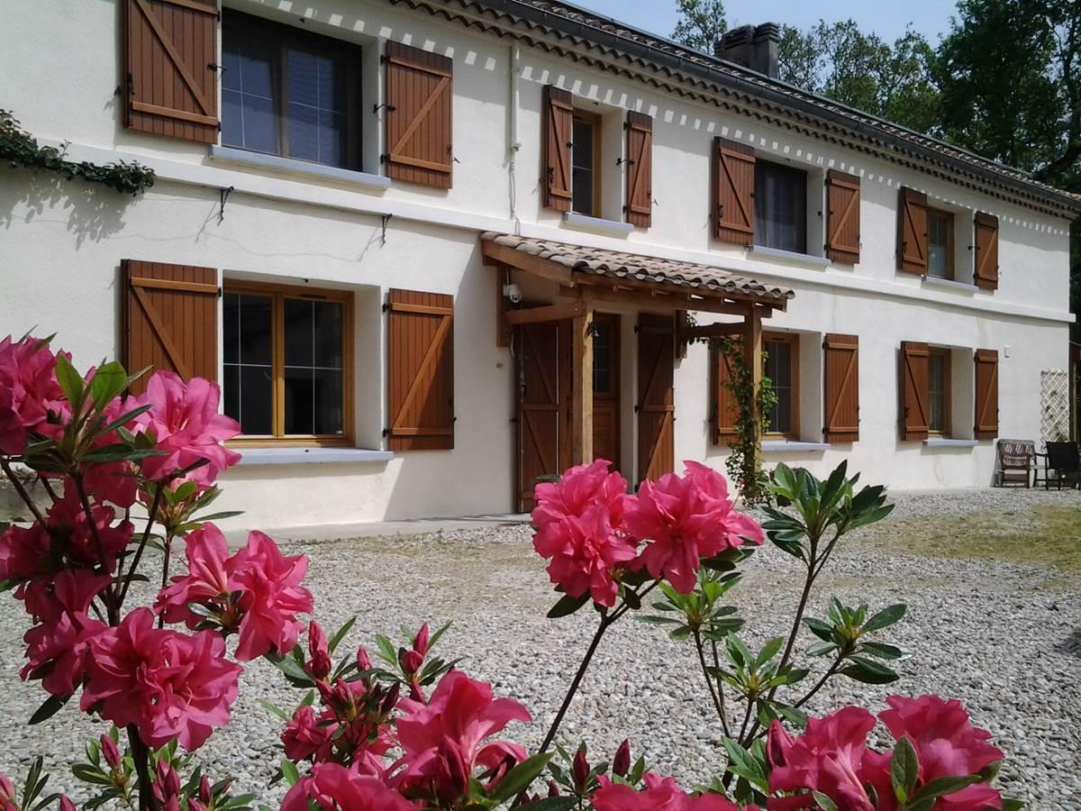 Forestière maison Chambres hôtes Gîte Quercy