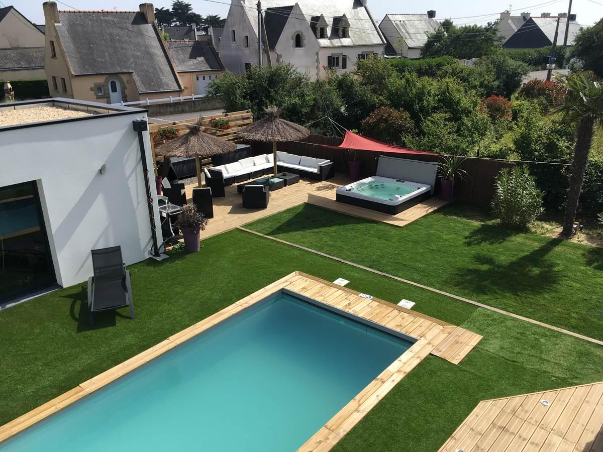 villa charles & ashton terrasse jacuzzi
