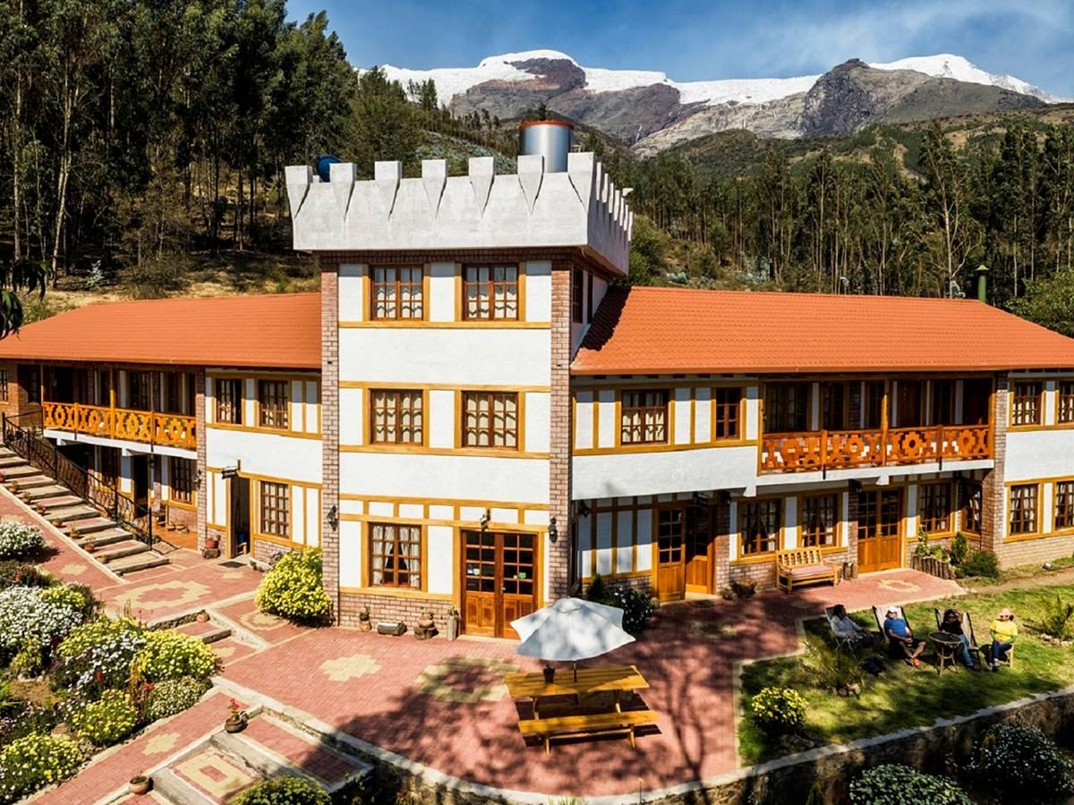 Copacabaña Lodge au pied du Copa