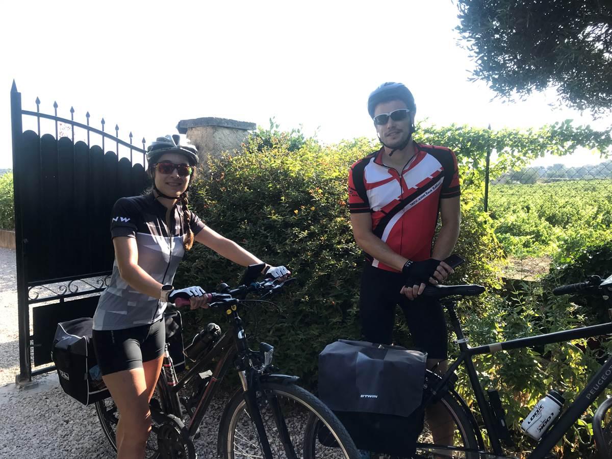 Le Mas Mellou  Accueil Vélo
