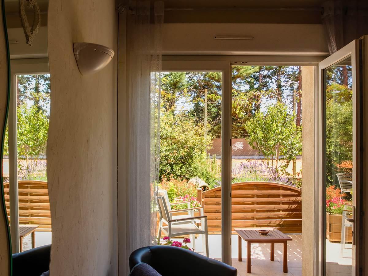 Grain de sable, chambre d'hôte avec terrasse Lunel
