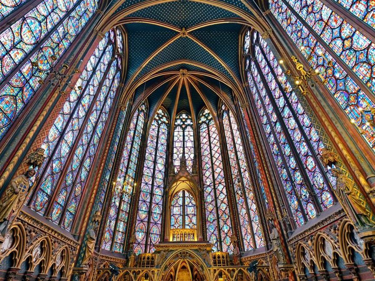 A jewel of Gothic art!