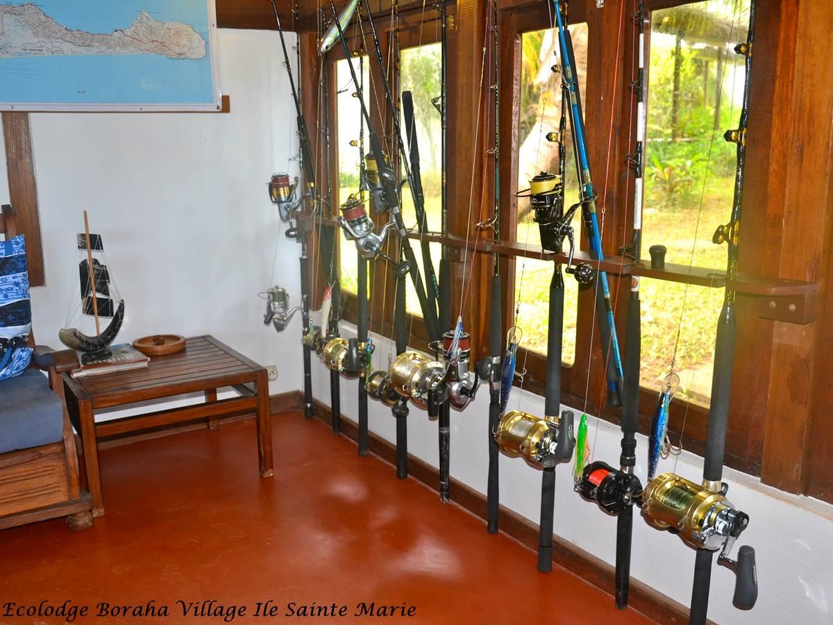 Pêche Sportive Boraha VIllage Ile Ste Marie Madagascar 106