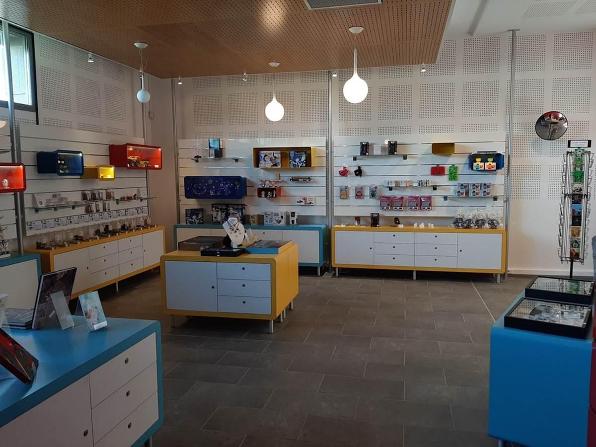 Musée Urêka - Boutique