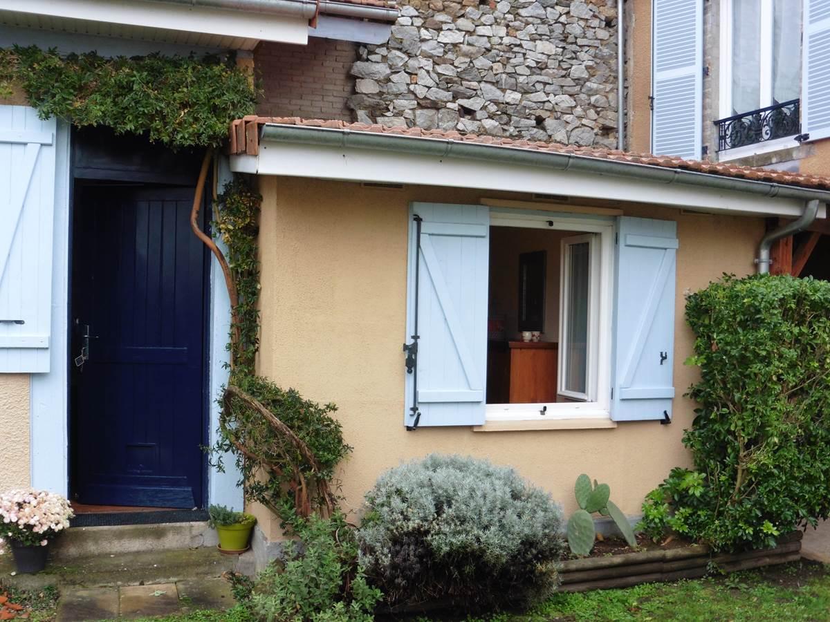 Entrée du gîte - Maison d'hôtes à Limoges