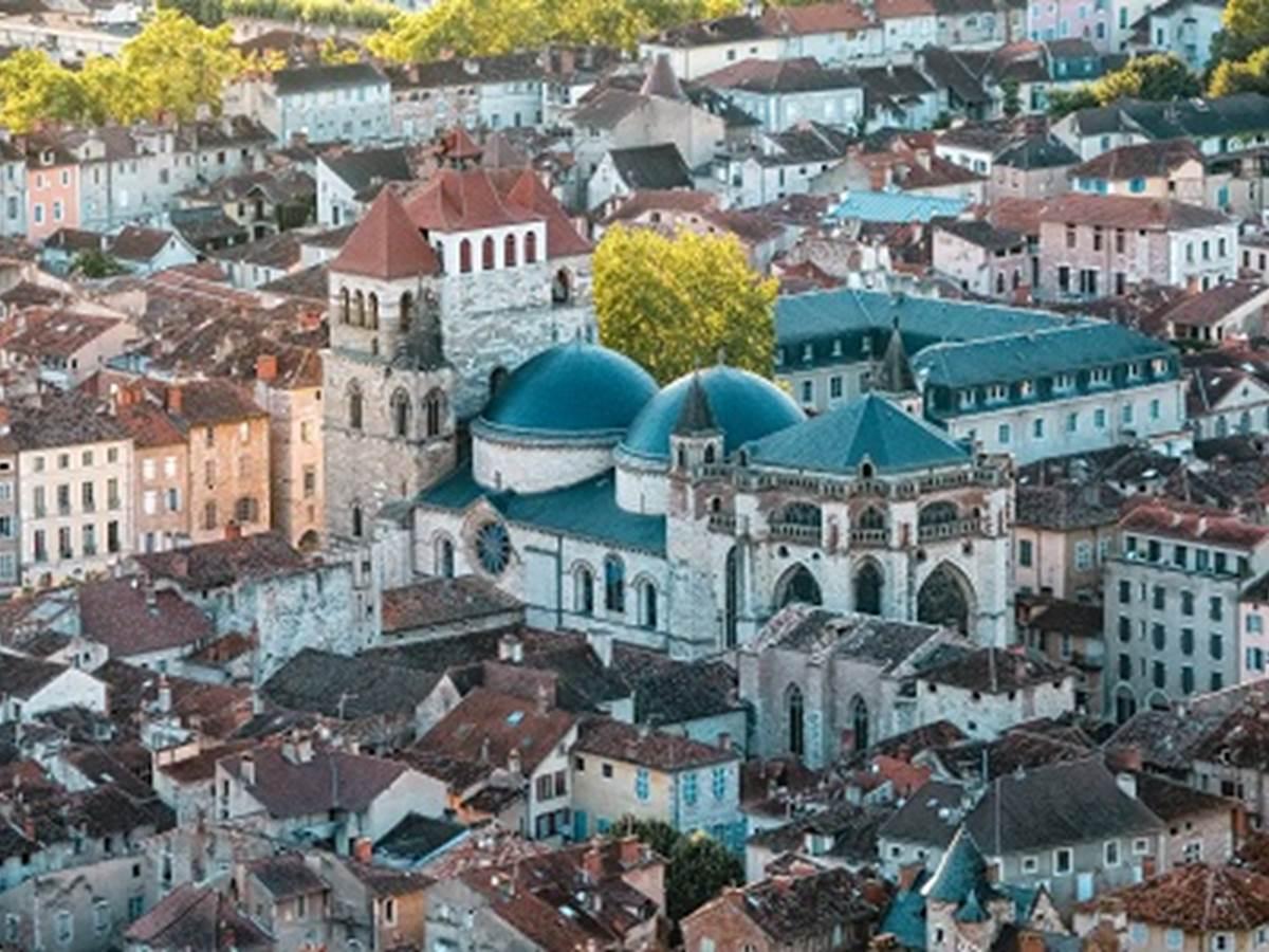 Cathédrale Saint-Etienne, Cahors Lot Tourisme - Teddy Verneuil 191014-151054