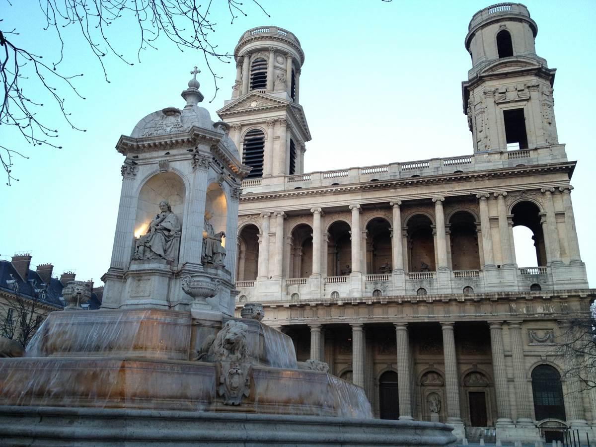 Quartier St Germain des Prés 1