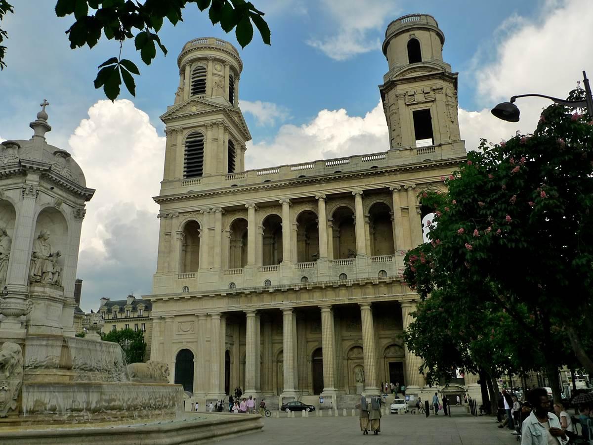église St Sulpice