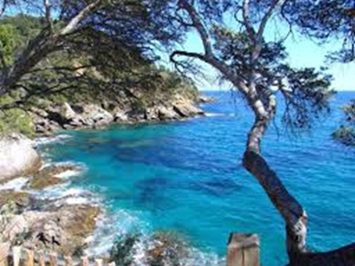 bord de mer fréjus sainte maxime golfe de saint tropez saint raphael plage crique