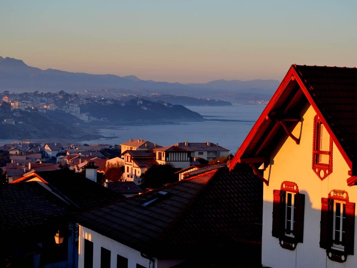 Bidart et la côte basque