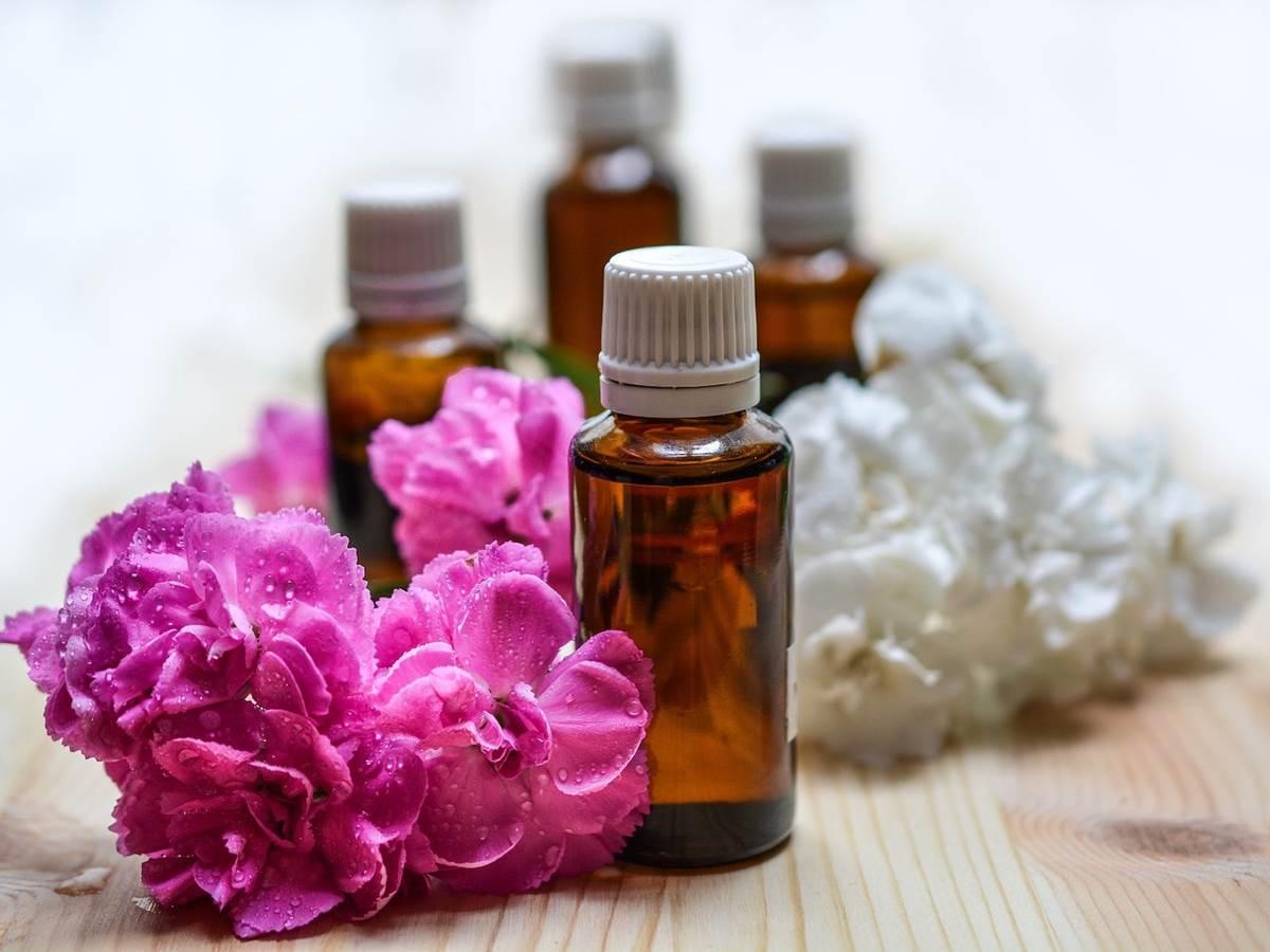 Massage de détente aux huiles essentielles