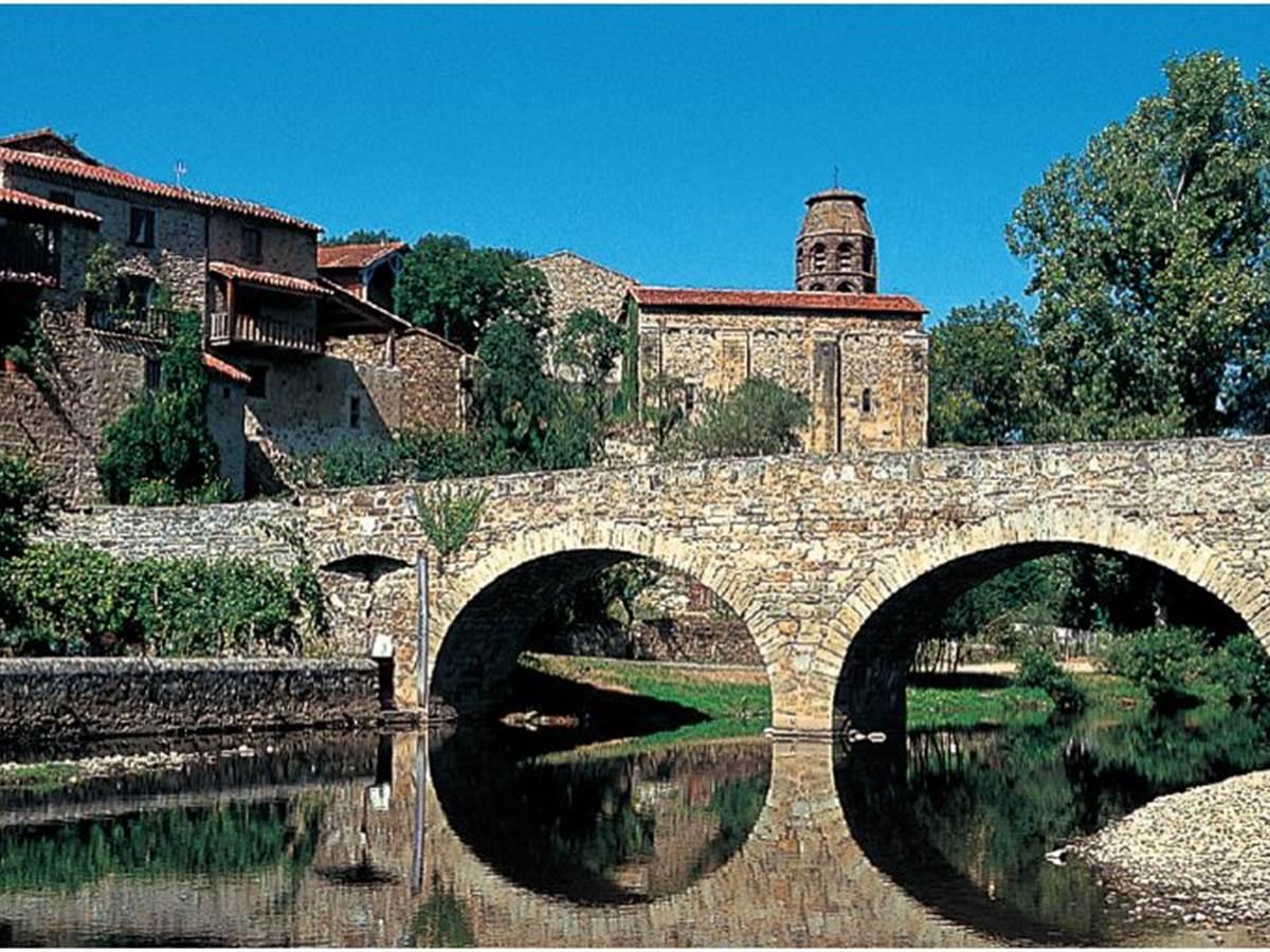 Lavaudieu, l'un des plus beaux village de France