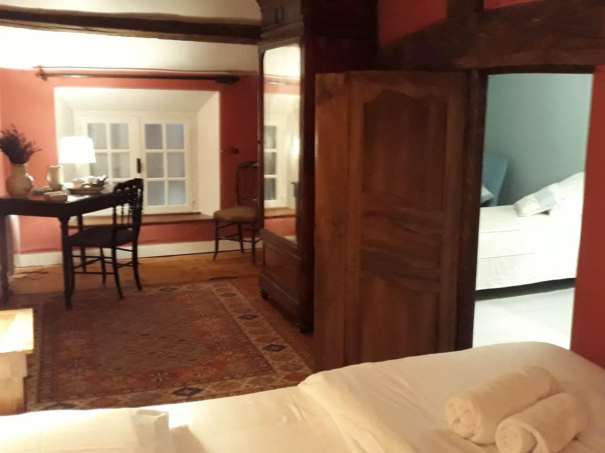 Chambre Familiale Flaubert