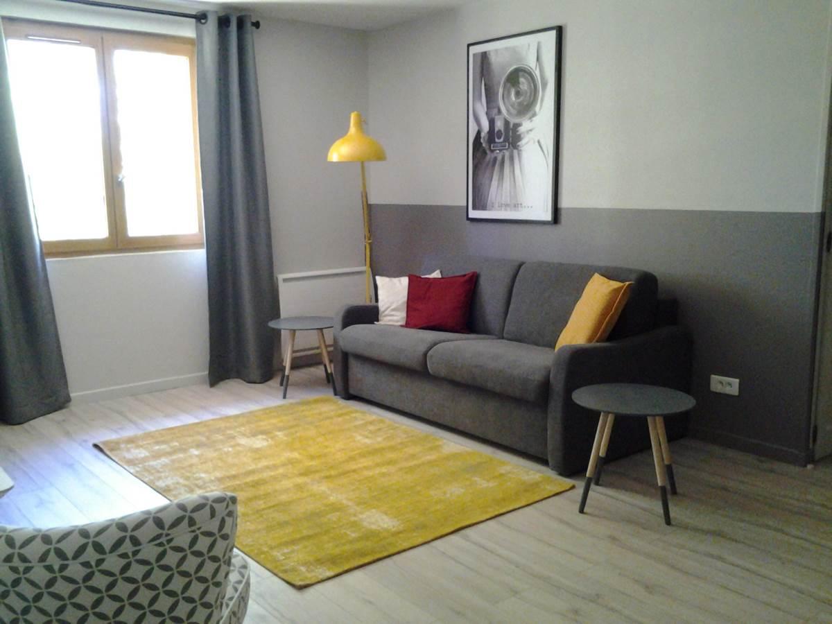 salon zen Suite La Forestière Chambres hôtes quercy occitanie