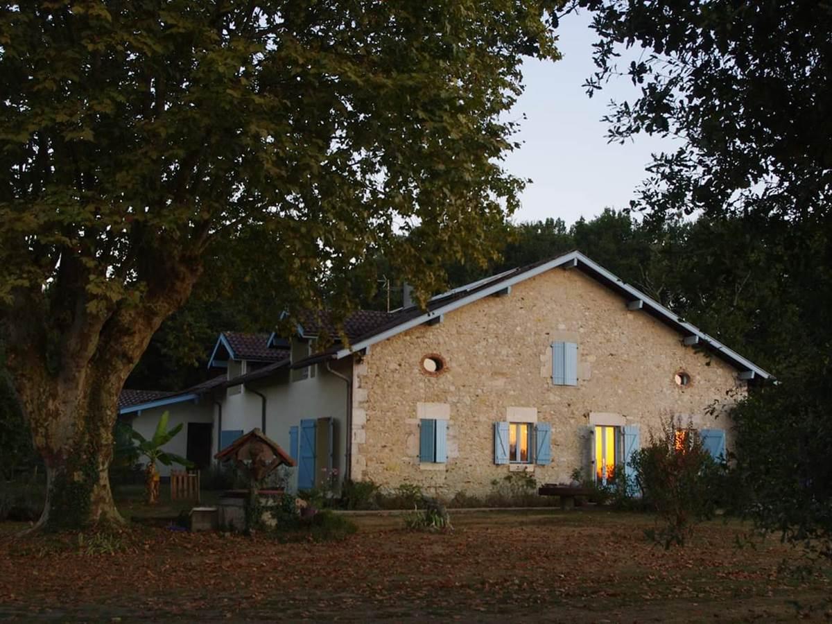 Chambres d'hôtes et Gîte Hias près de Dax