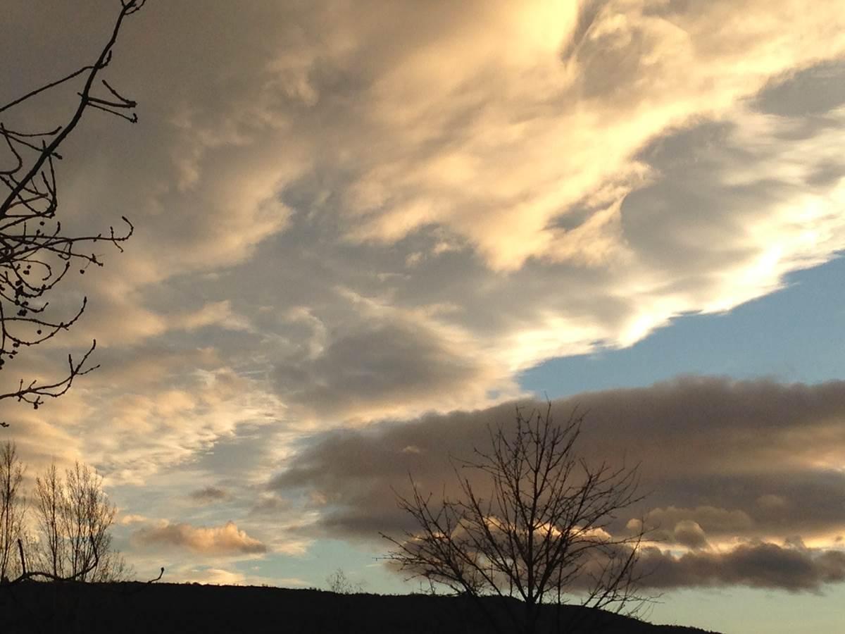 Ciel d'avant l'orage
