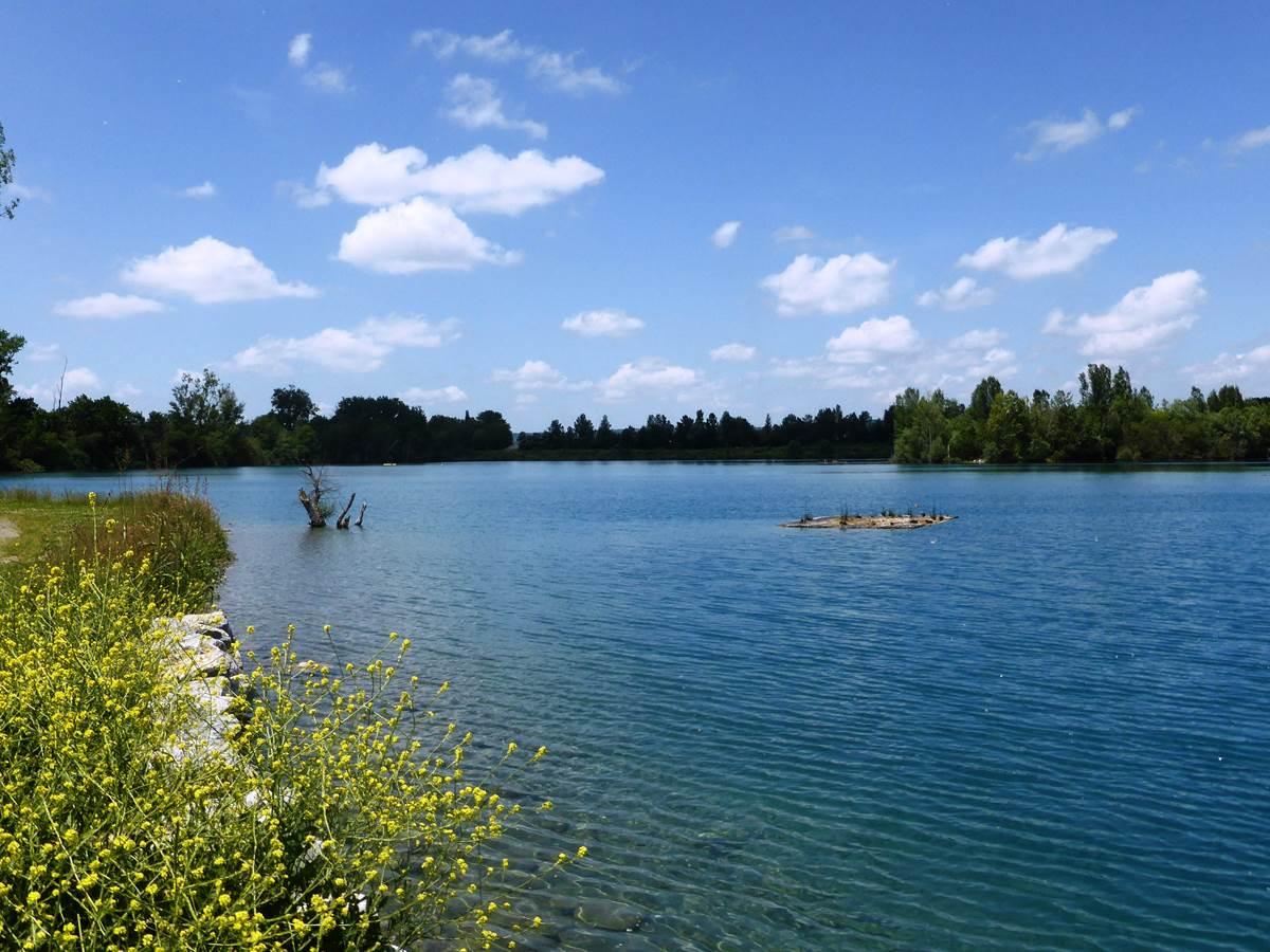 ©OTI Coeur&CoteuxComminges, lac de Sède