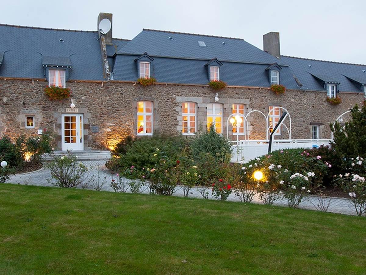 Hôtel Spa La Malouinière des Longchamps