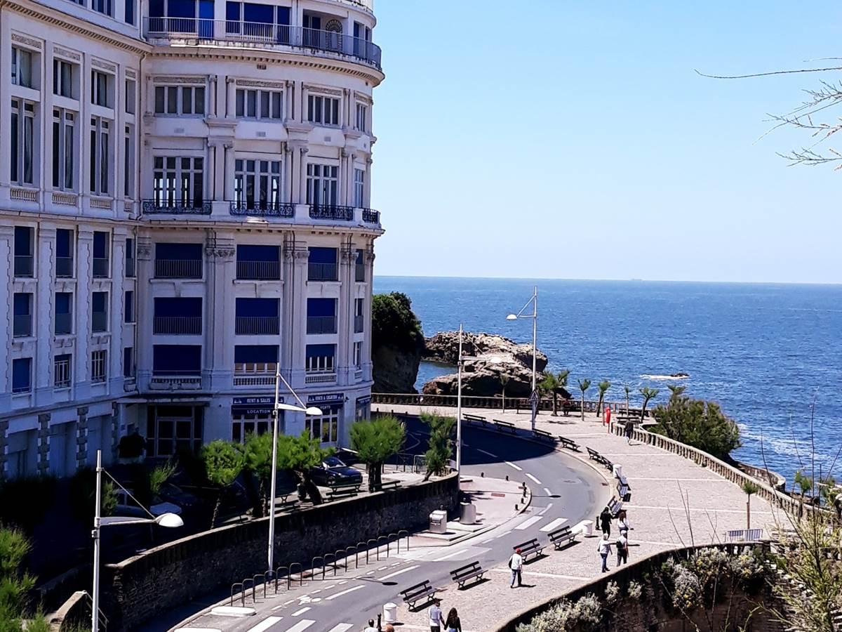 Biarritz - centre congrès Clémenceau