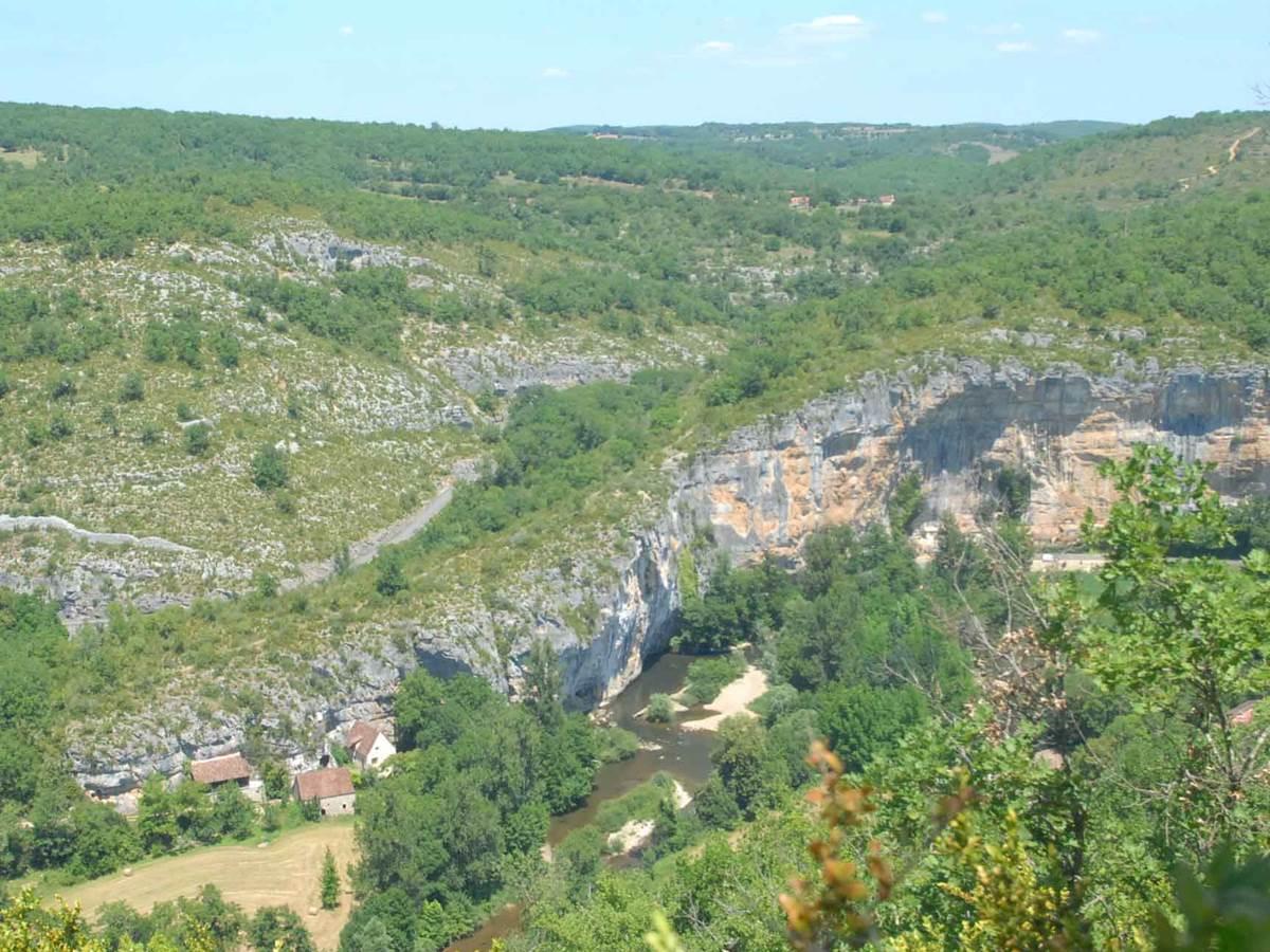 Vallée du Célé