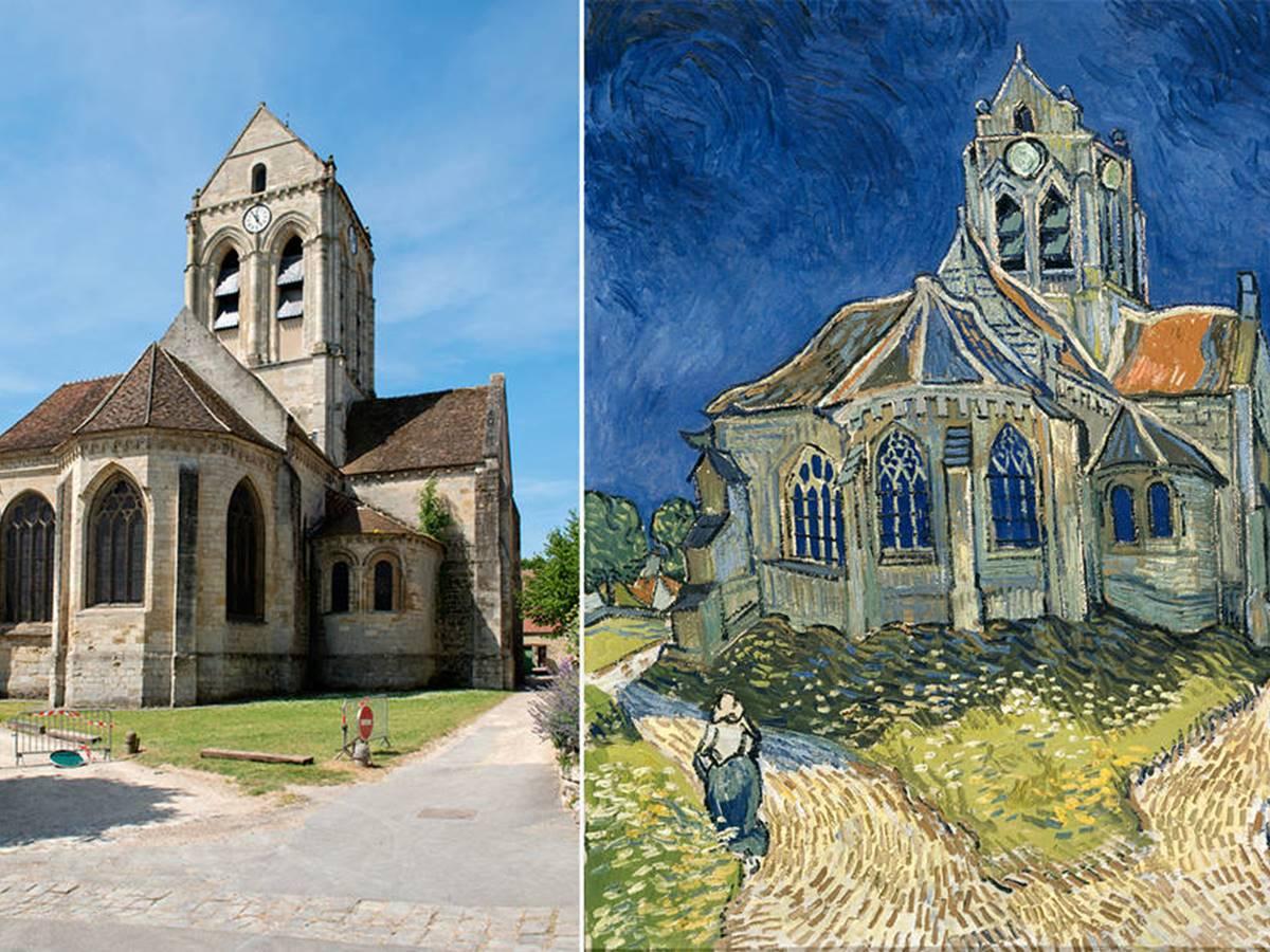 Auvers - Pays de l'Impressionisme - Van Gogh