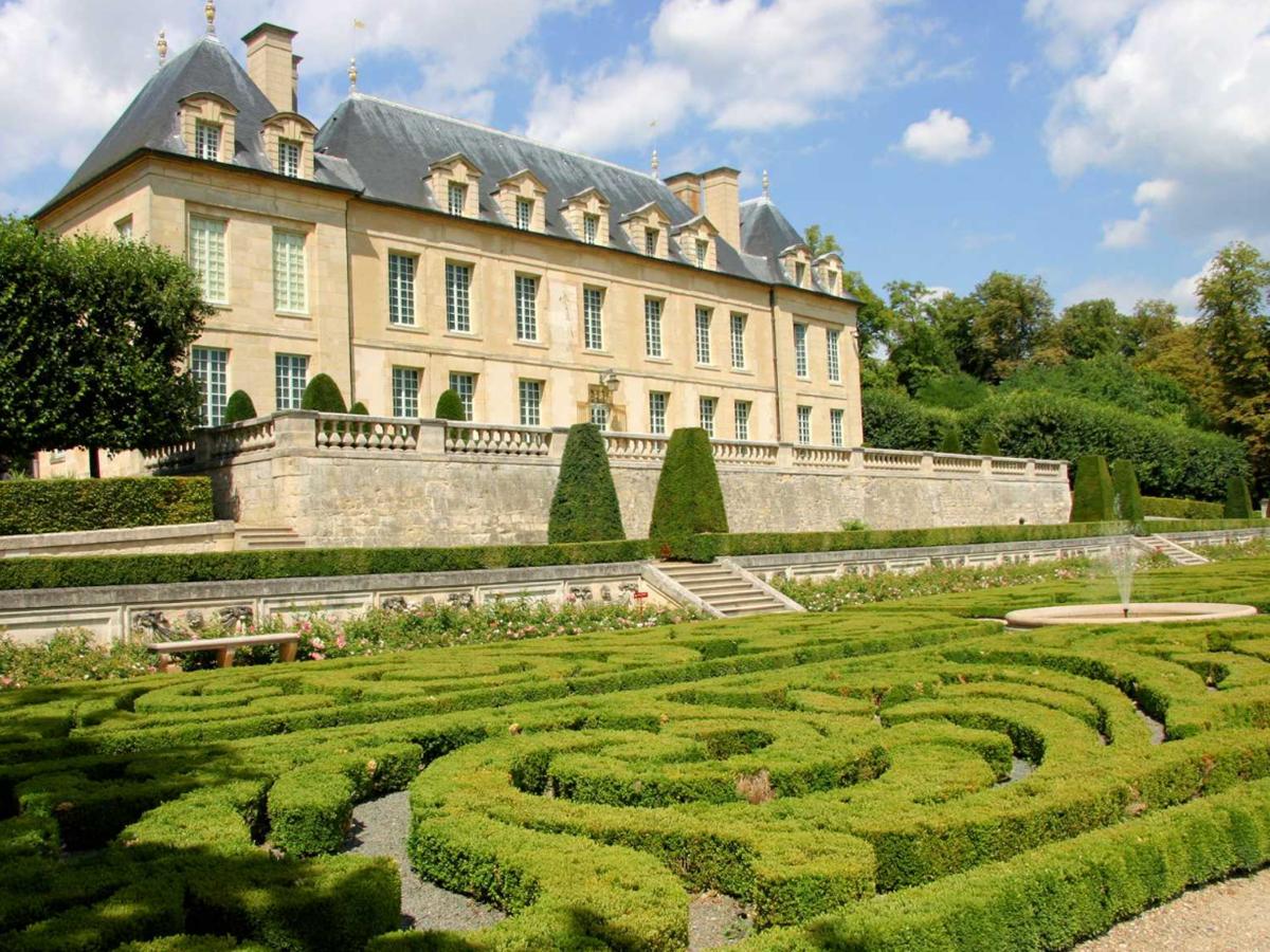 Chateau d'Auvers-sur-Oise