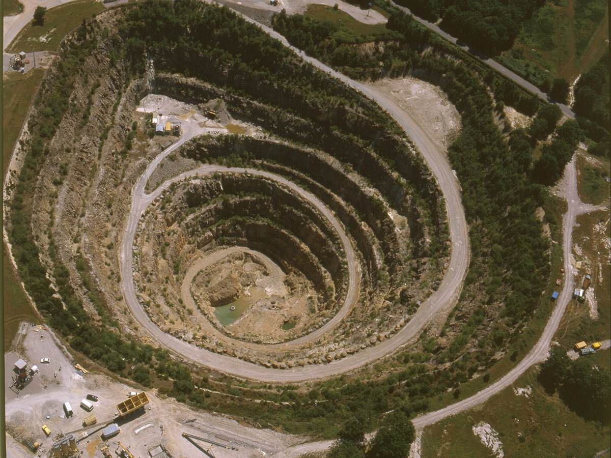 Uranium - Mines - MCO - Bessines sur Gartempe - Haute-Vienne - Nouvelle-Aquitaine-