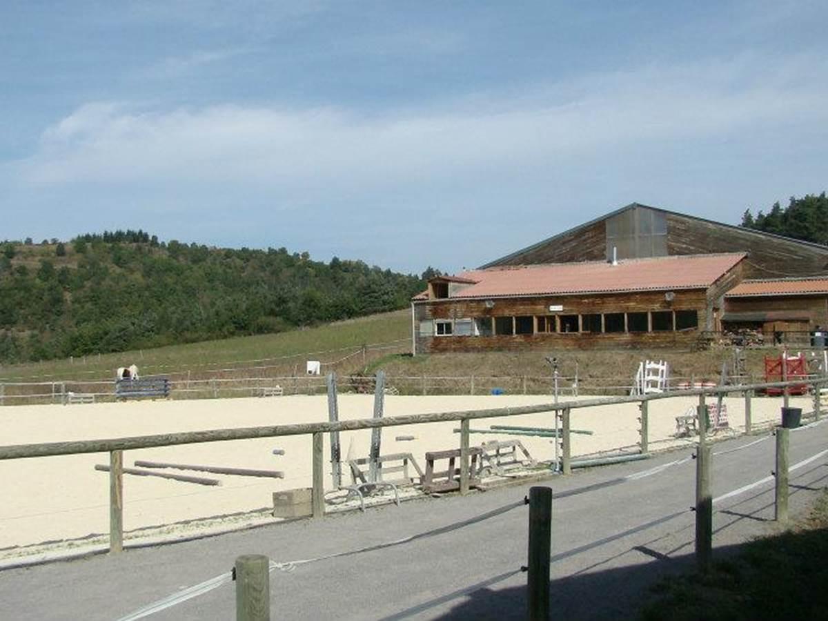 Centre équestre - Haute Loire