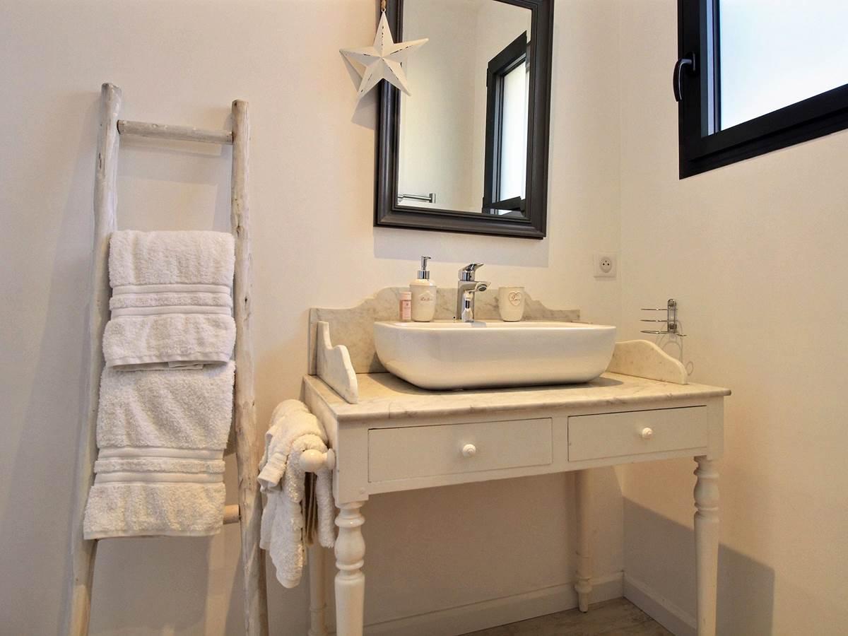 chambres hôtes charme salle eau douche italienne charme piscine var verdon mer