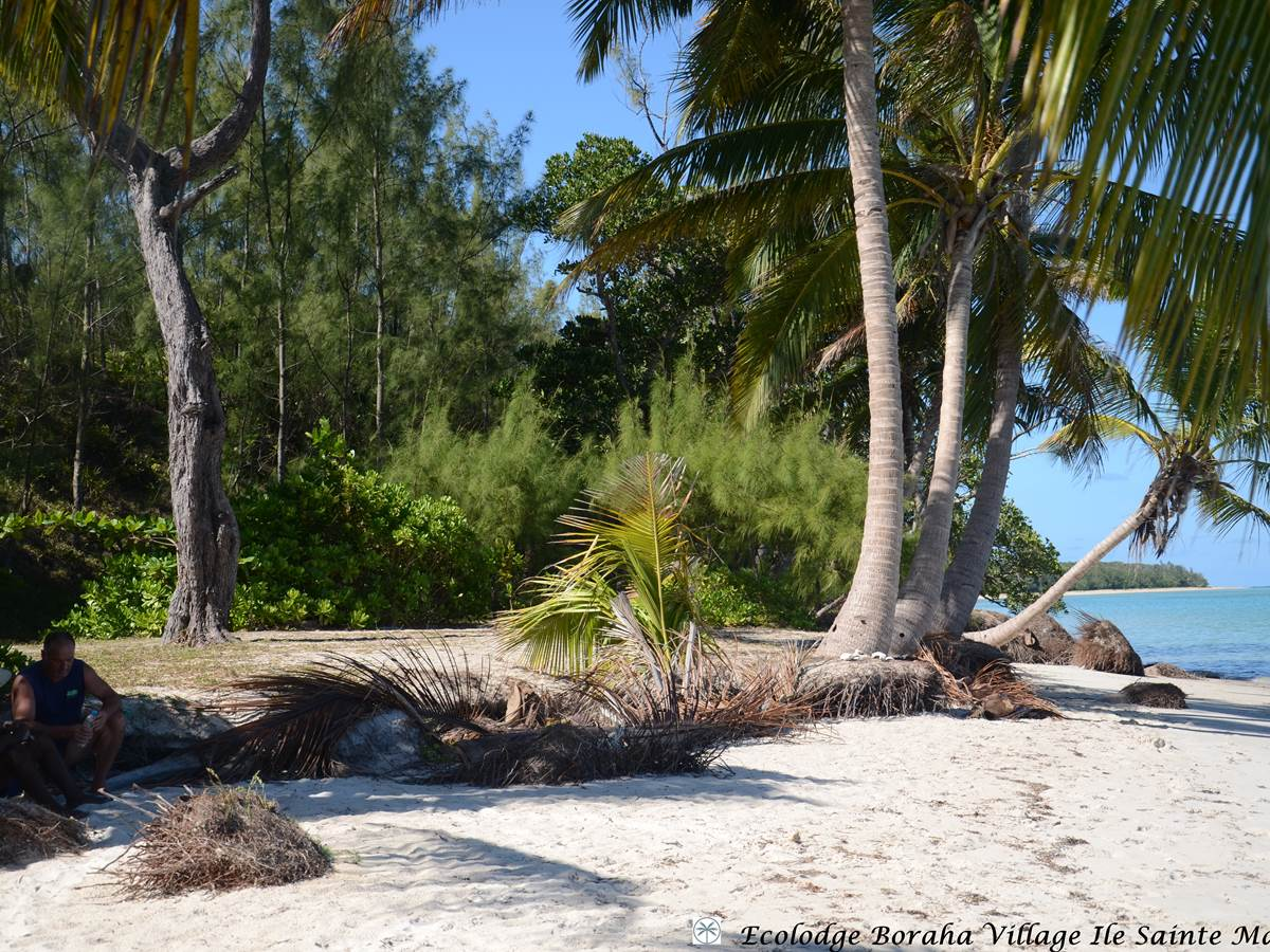 Baie d'Ampanihy Ile Ste Marie Madagascar 02
