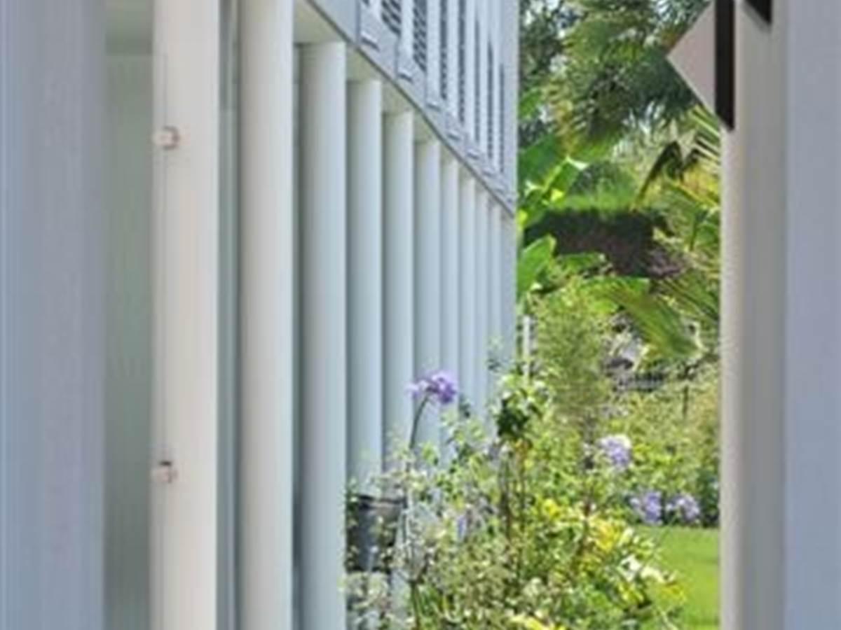 Hotel Eden Park Pau-Bizanos Essences exotiques rez-de-jardin hotel