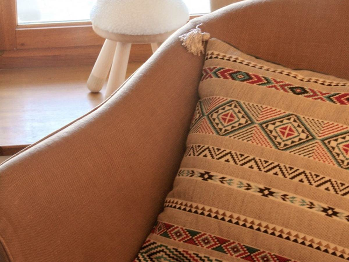 Fauteuil Coussin indian
