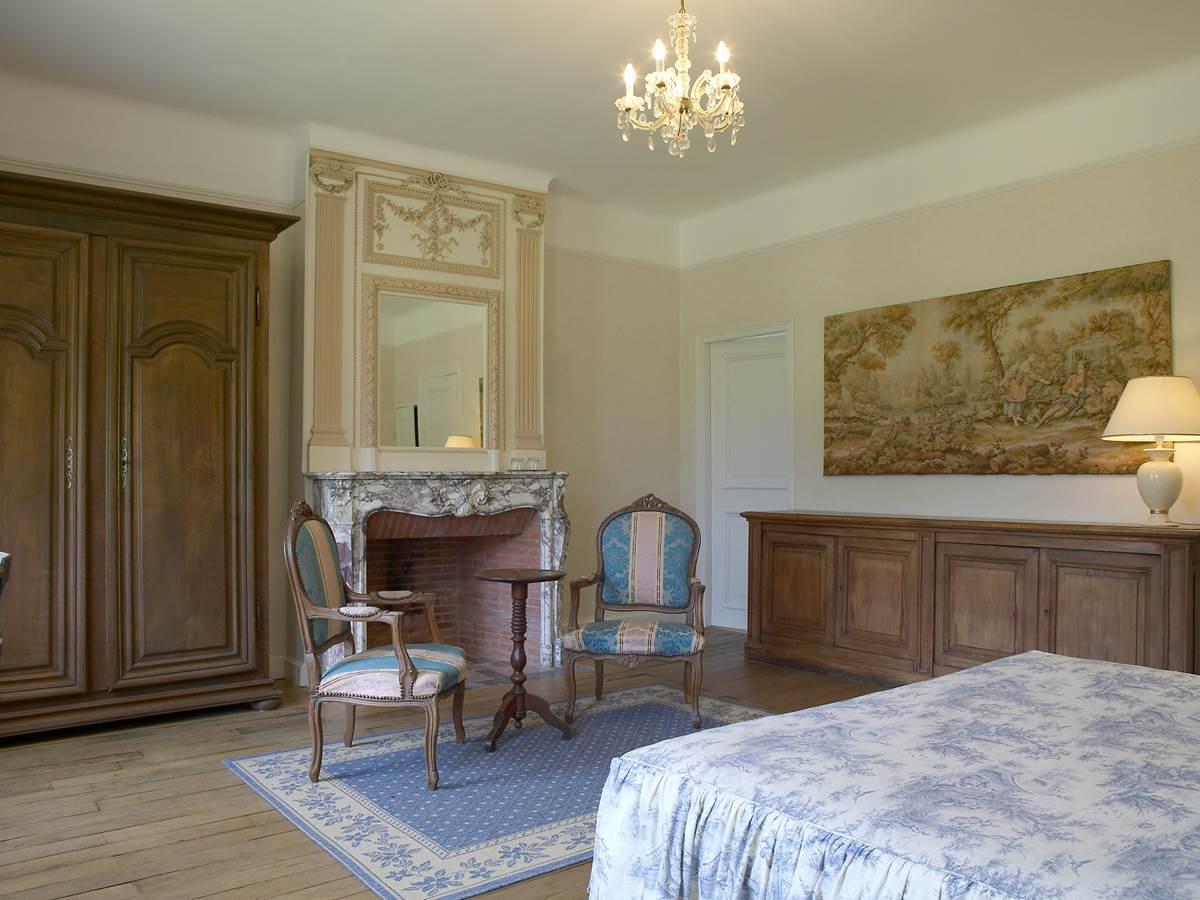 Château de Behen Suite Opale