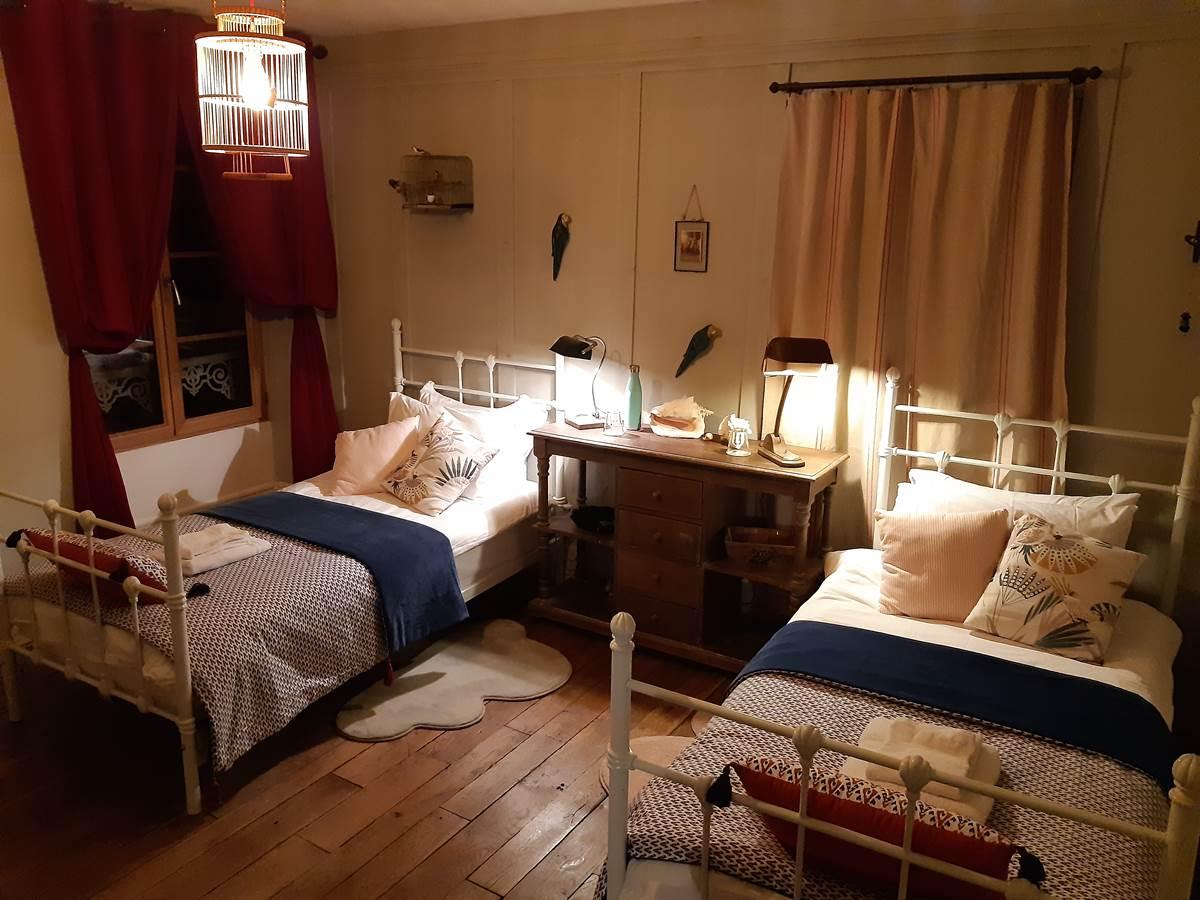 Chambre Toucan suite familiale