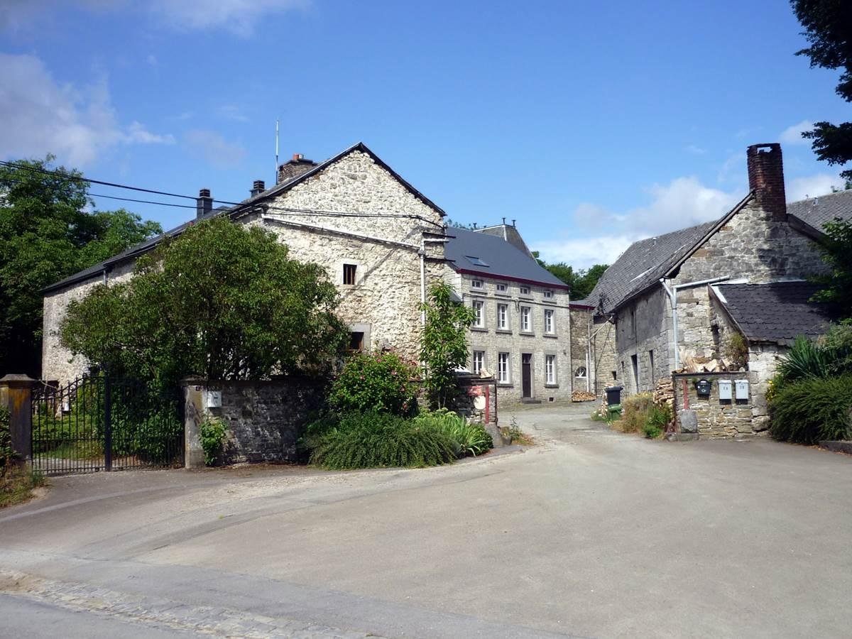 Ferme château du hameau