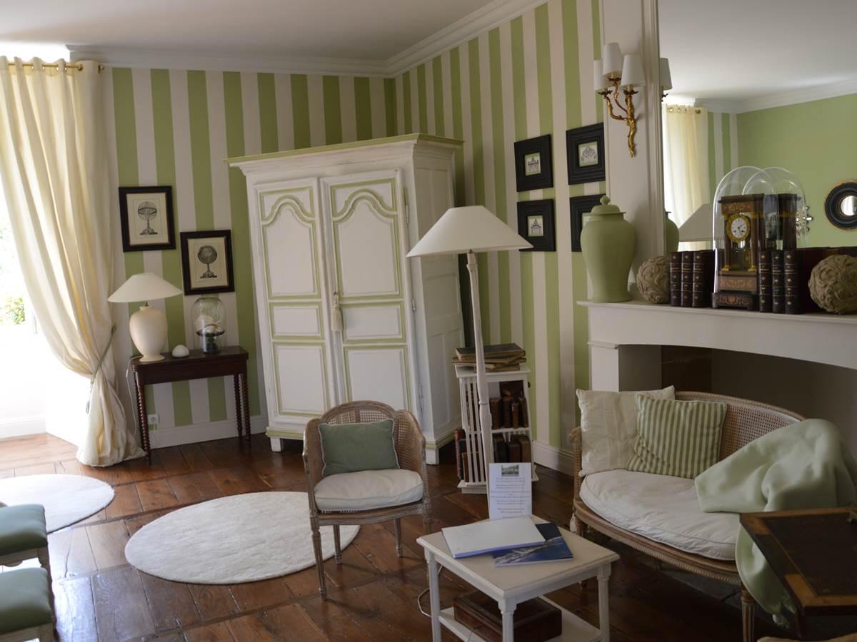 chateau de lissac B&B