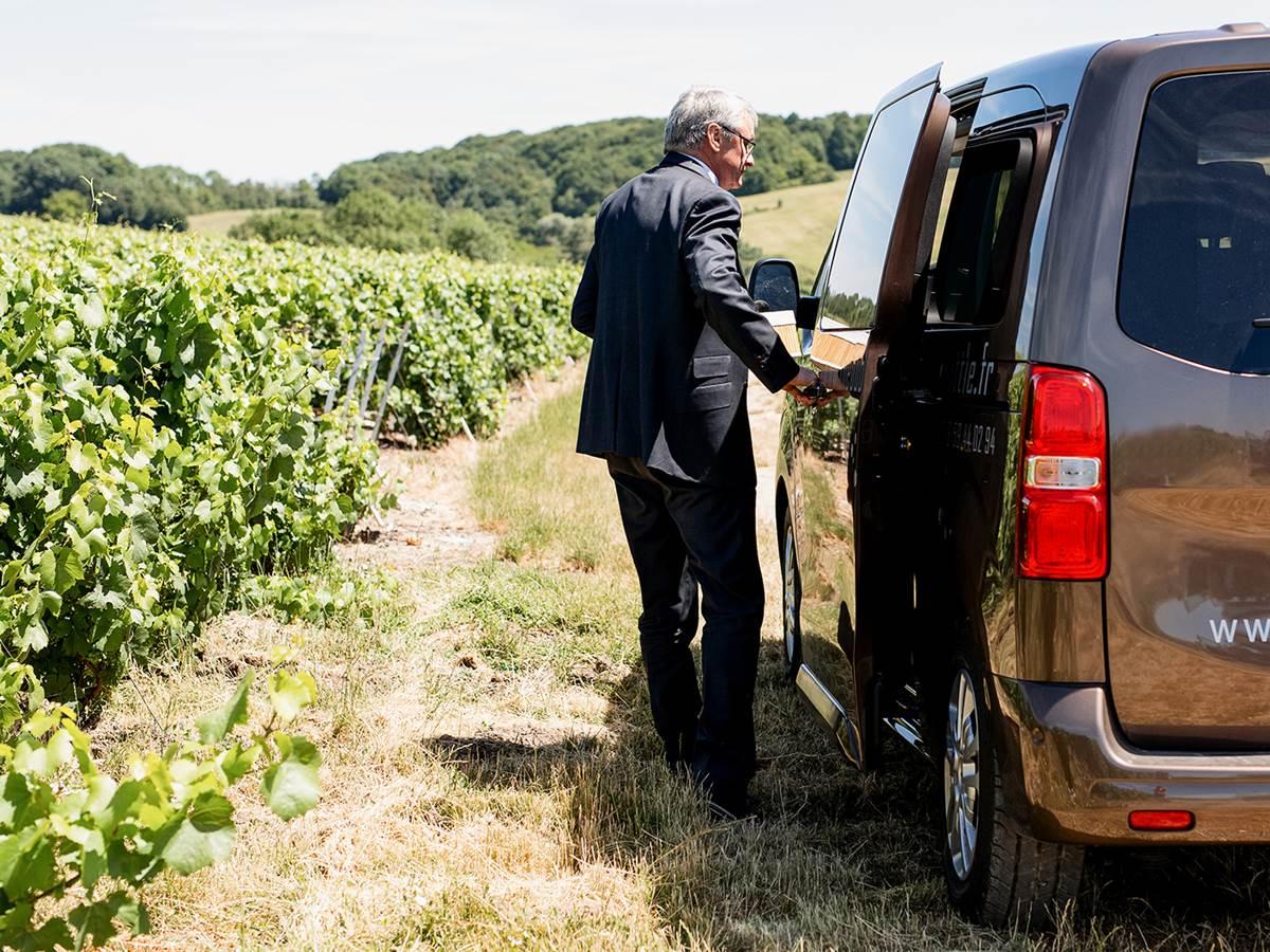 Family vineyard Tour - Les Sensations Vigneronnes