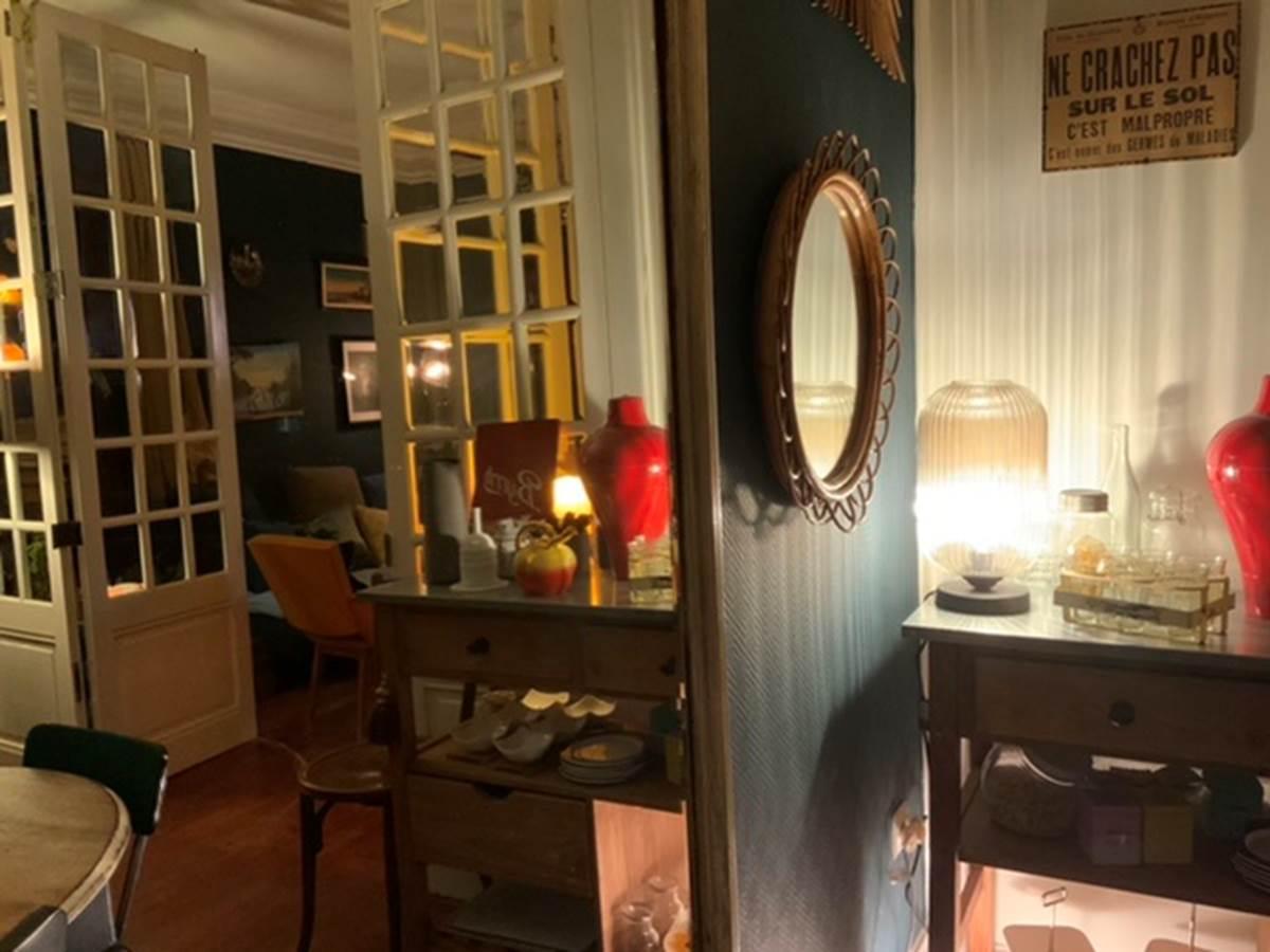 Coin salon - salle à manger